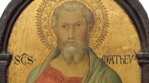 Feast of St. Matthew Holy Communion